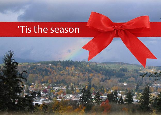 'Tis the Season :: Centralia Community Foundation